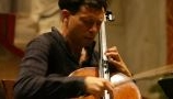 Interpreti Veneziani's cellist Davide Amadio for RICOH